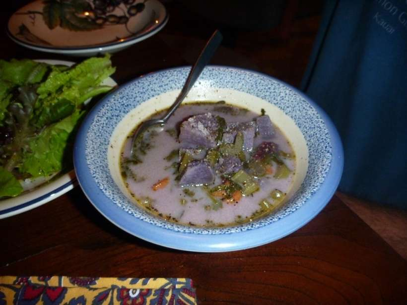 vegan soup