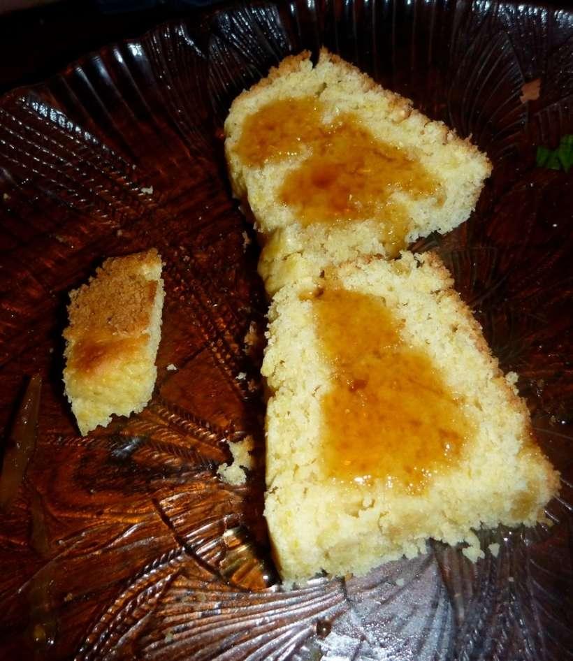 vegan cornbread honey