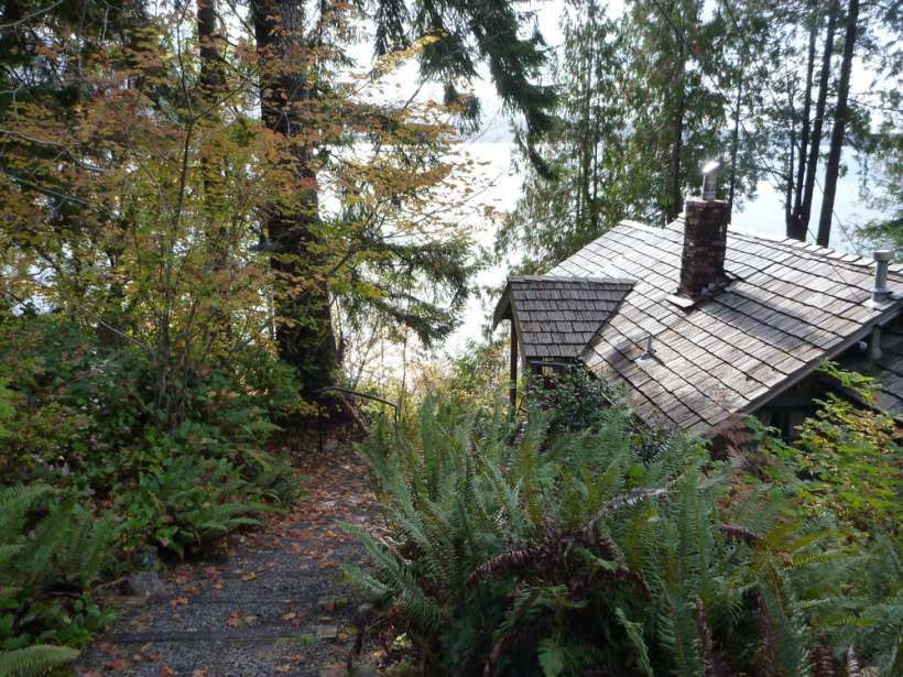 lochaerie resort lake quinault washington